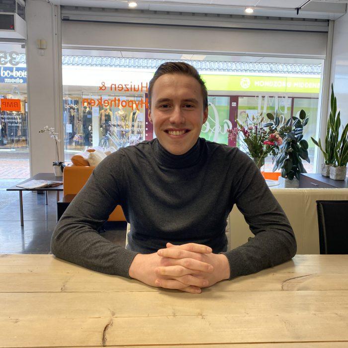 Joel van de Ven BMP Finance